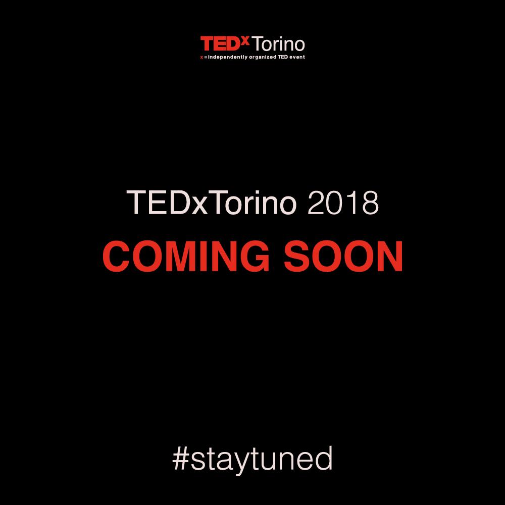 tedx torino stay tuned
