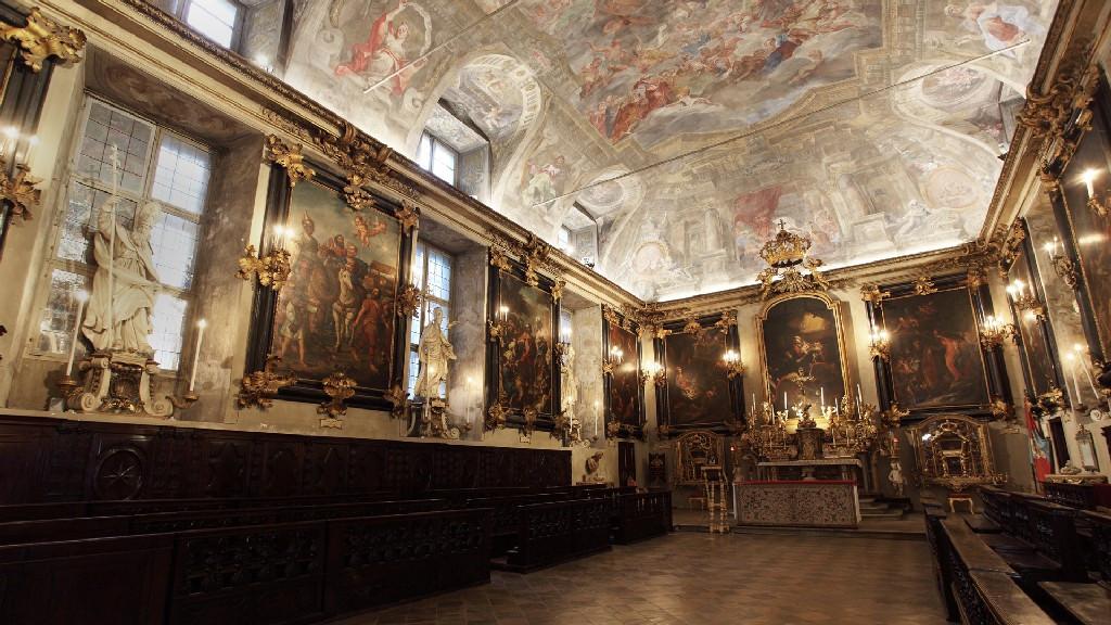 Quadri Epifania Cappella dei Mercanti