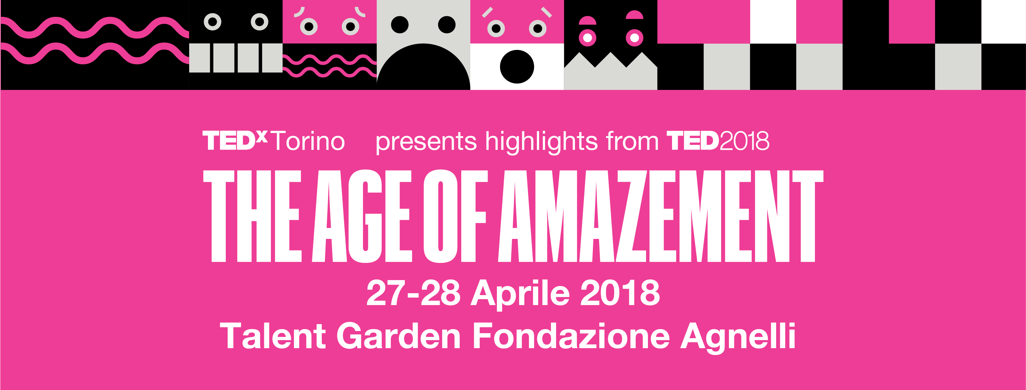 TED TEDxTorino Live 2018