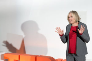 Lintervento di Josefa Idem a TEDxTorino - Game Over / Learn Over