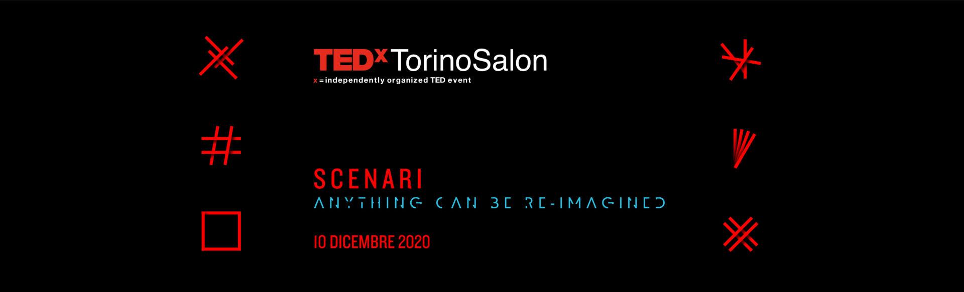 TEDxTorinoSalon SCENARI