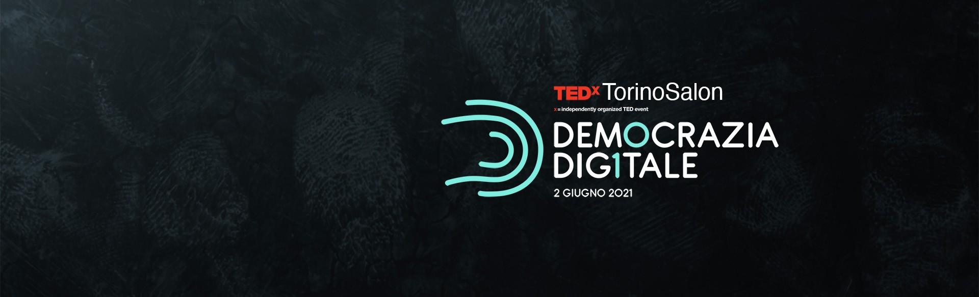 TEDxTorinoSalon Democrazia Digitale